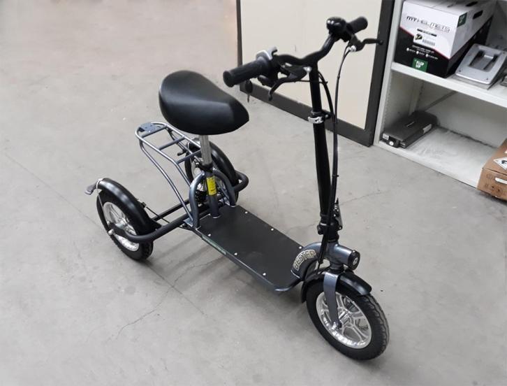 Beste BeStep 3-wieler zitmodel - Fietsmoto SP-39