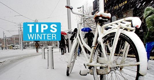 Tips om uw elektrische fiets beter te onderhouden tijdens de winter