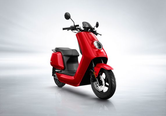 Elektrische Scooter Niu N1S