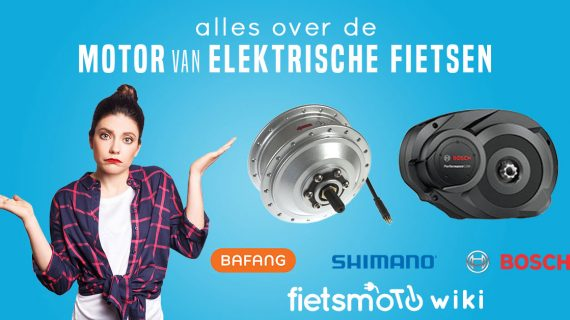 Type Motoren van Elektrische Fietsen